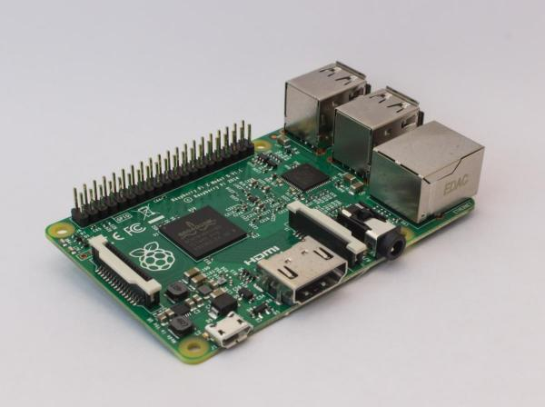 The new board features a quad core ARM Cortex A7 SoC and 1GB of RAM.
