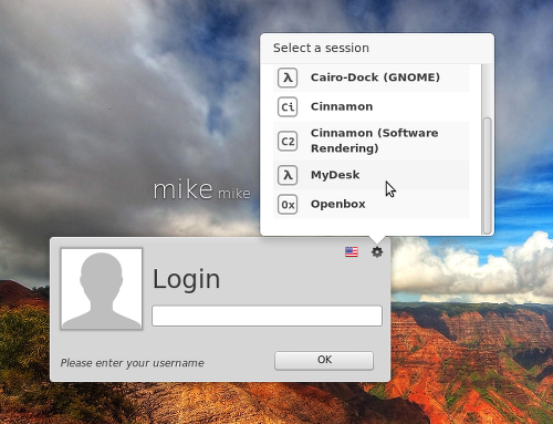 Create your own desktop environment