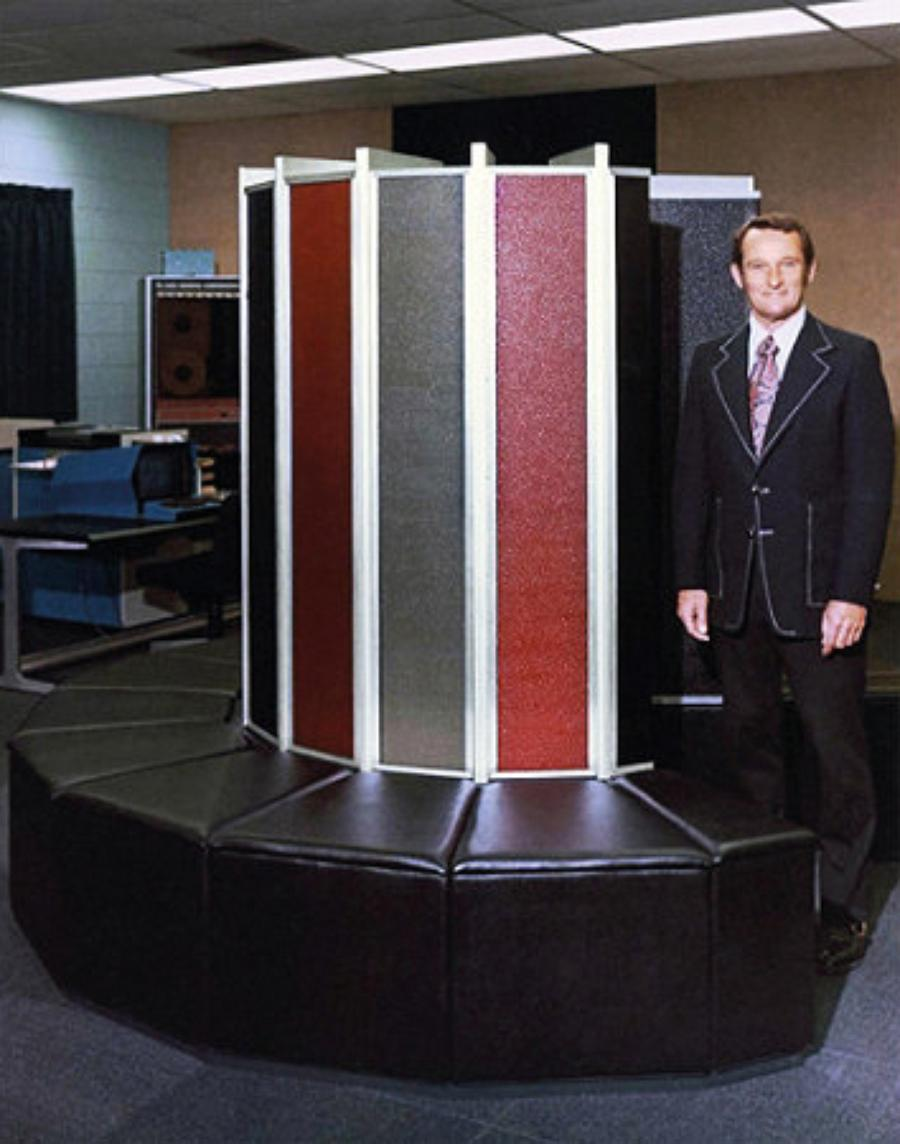 Seymour cray and the development of supercomputers linux for Cray 1 architecture