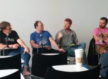 Linux Voice at OggCamp 2015